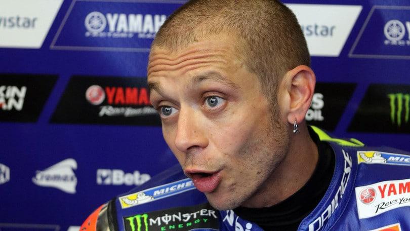 MotoGp, Bagnaia e Migno: «Rossi sta bene»