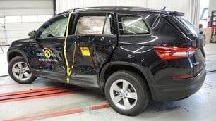 Euro NCAP: Mini Countryman, Nissan Micra, Skoda Kodiaq, Suzuki Swift