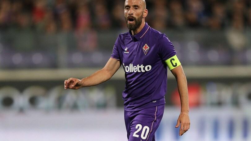 Calciomercato Borja Valero: «Futuro? Alla Fiorentina sto bene»