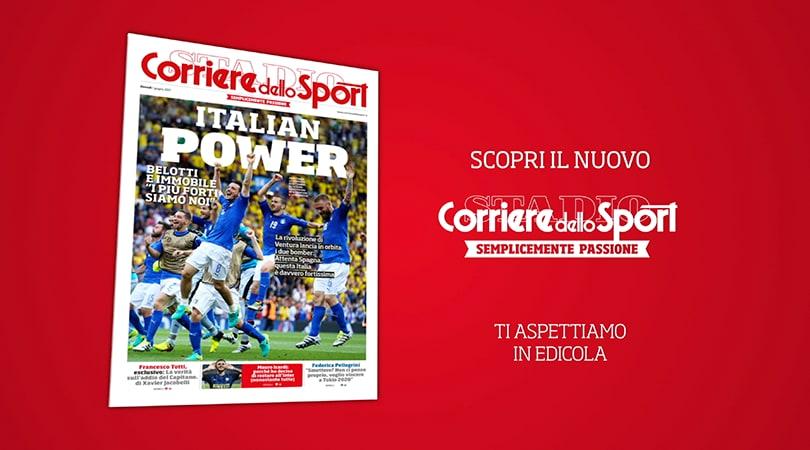 Nuovo Corriere dello Sport-Stadio