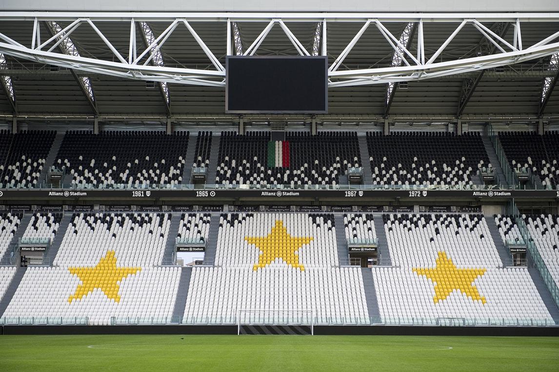 Juventus ecco come sar l 39 allianz stadium foto e video for Esterno sinistro juve