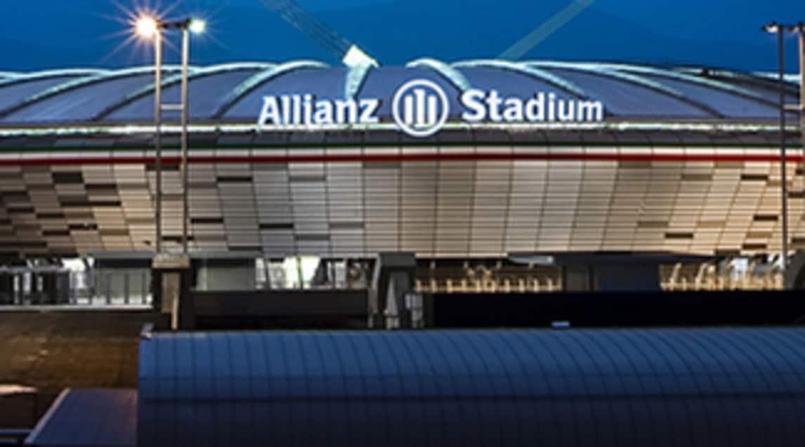 juventus lo stadio cambia nome ecco lallianz stadium