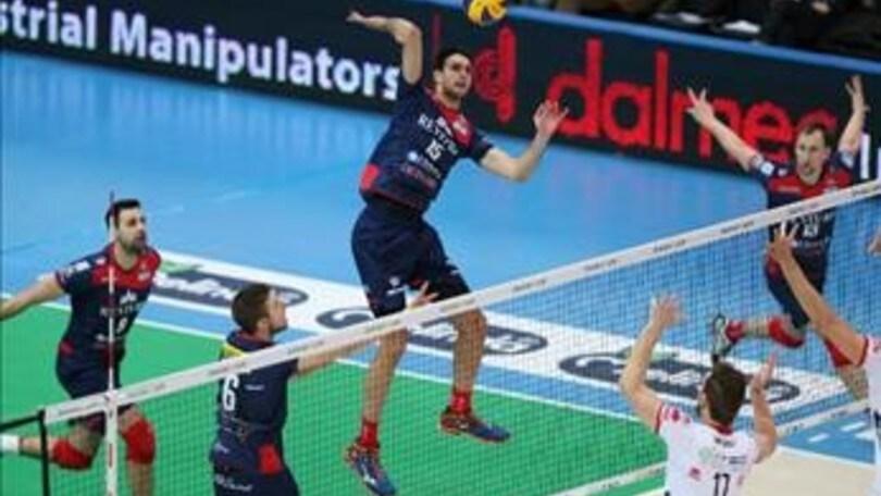 Volley: Superlega Ravenna ingaggia i giovani Georgiev e Buchegger