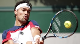 Roland Garros, a Fognini il derby tutto italiano con Seppi
