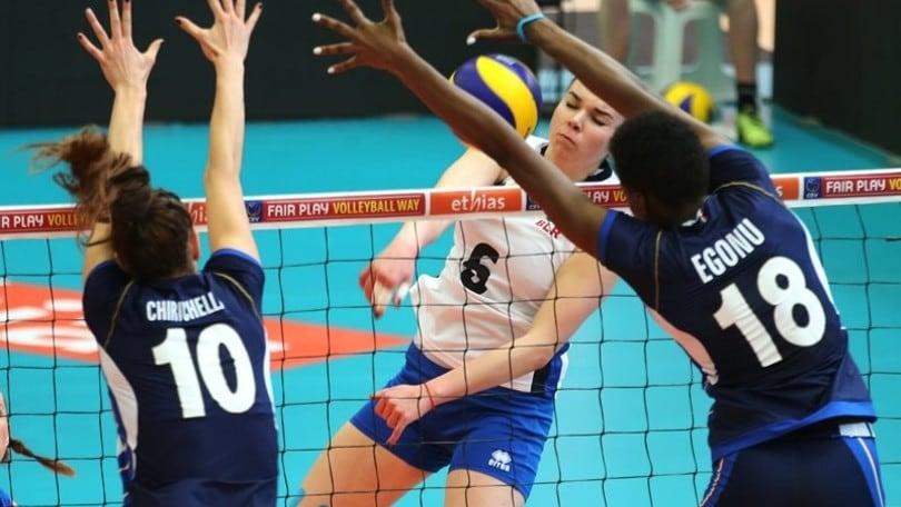 Volley: Qualificazioni Mondiali, per l'Italia seconda vittoria
