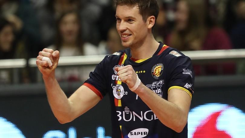 Volley: Superlega, Modena ufficializza Van Garderen