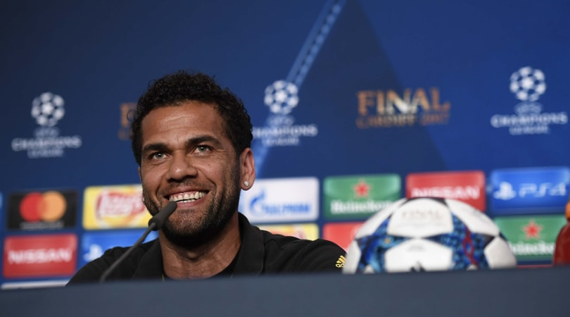 Juventus-Real Madrid, Dani Alves: