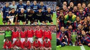 """La Juventus vuole il """"Triplete"""": ecco le squadre che l'hanno fatto"""