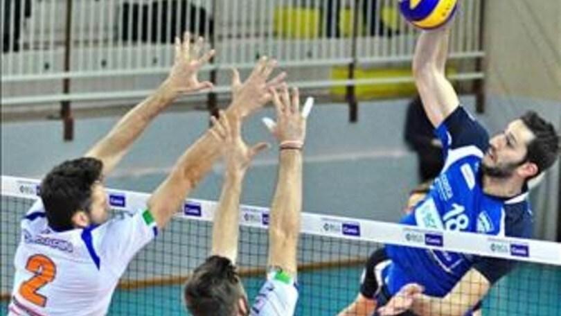 Volley: A2 Maschile, Cantù riporta a casa Robbiati