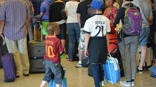 Juve-Real, all'aeroporto spuntano... Totti e Dybala