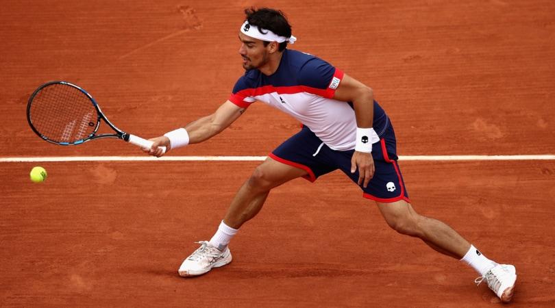 Roland Garros, Fognini: Ho pagato troppo il primo set perso