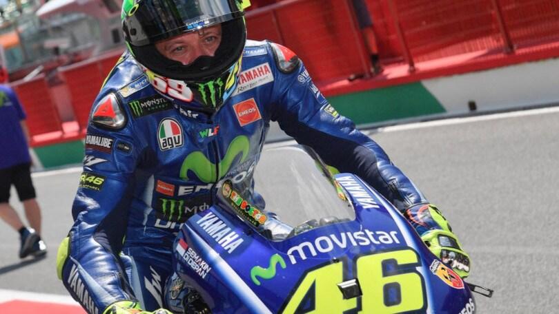 MotoGp, Mugello: Viñales e Rossi avanti nelle quote