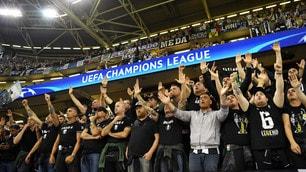 Champions League, spalti gremiti a Cardiff aspettando Juventus-Real Madrid