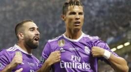 Champions League, doppietta di Cristiano Ronaldo: mai nessuno come lui