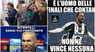 Champions League, la Juve perde in finale: i social si scatenano
