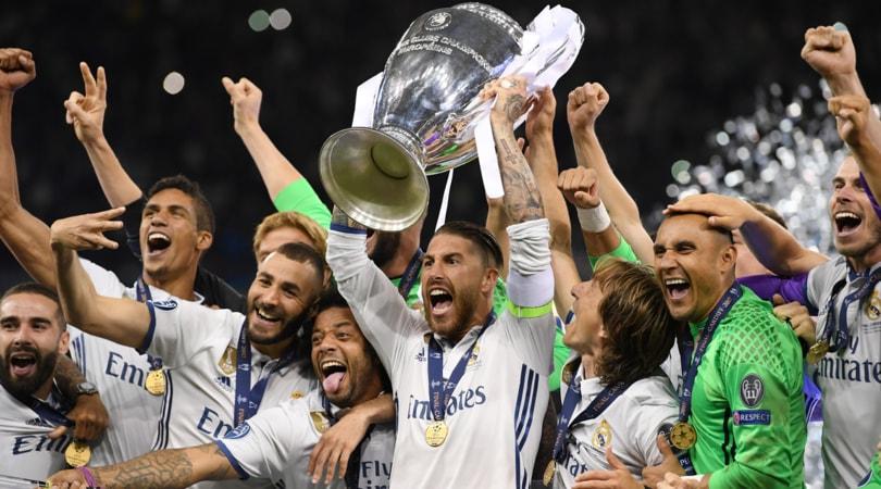 Champions Calendario Juve.Champions League Juventus Real Madrid 1 4 Zidane Conquista