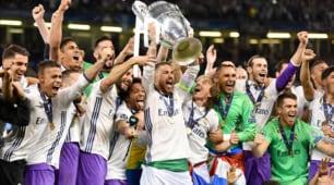 Delirio Real Madrid: Sergio Ramos alza la dodicesima Champions League