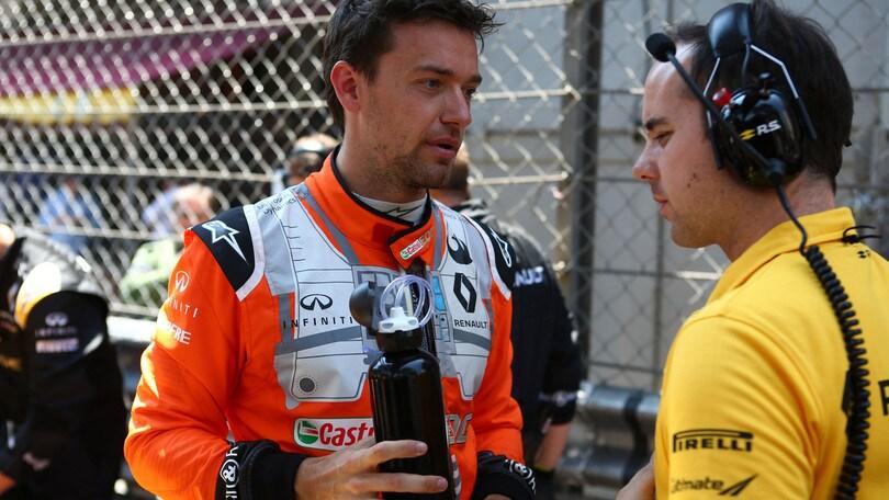 F1 Renault, Palmer: «Pista divertente, darò il massimo»