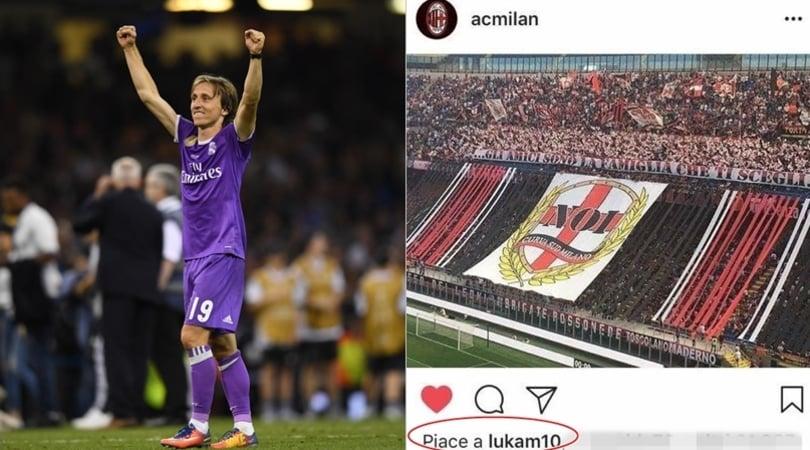 Modric: «Via dal Real Madrid se vinco Champions». E il Milan sogna...