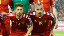 Belgio, Martinez: «Mertens spettacolare, Nainggolan è cresciuto molto»