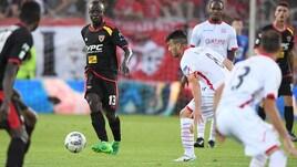 Carpi-Benevento: le emozioni della finale d'andata