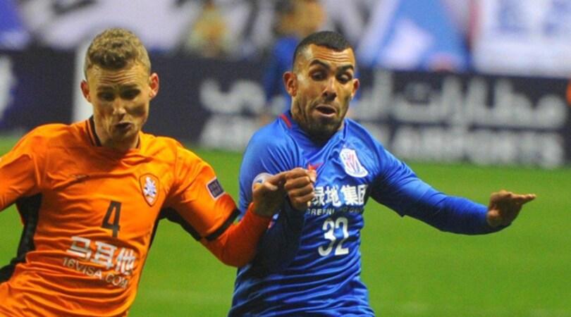 Tevez attacca il calcio in Cina: «Neanche fra 50 anni sarà uguale all'Europa»
