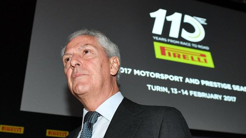 F1, Tronchetti Provera: «Pronti a competere anche con altri fornitori»