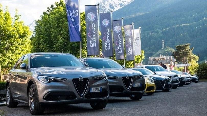 Alfa Romeo Stelvio Cup, il primo raduno dedicato al nuovo SUV