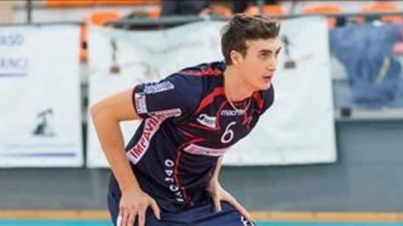 Volley: A2 Maschile, Spoleto si rinforza con Andrea Galliani