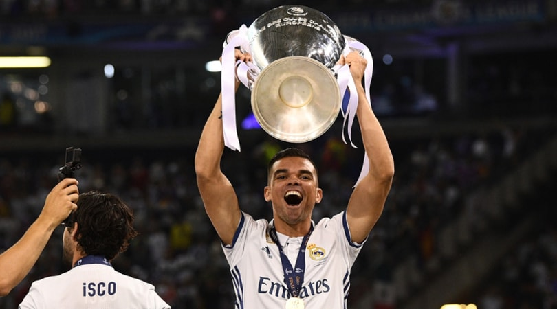 Calciomercato Real Madrid, Pepe: