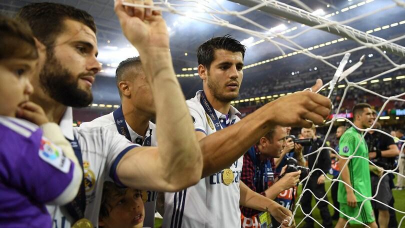 Real Madrid, Morata:
