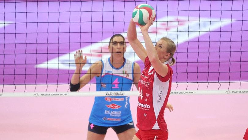 Volley: A1 Femminile, Conegliano ingaggia la regista Joanna  Wolosz