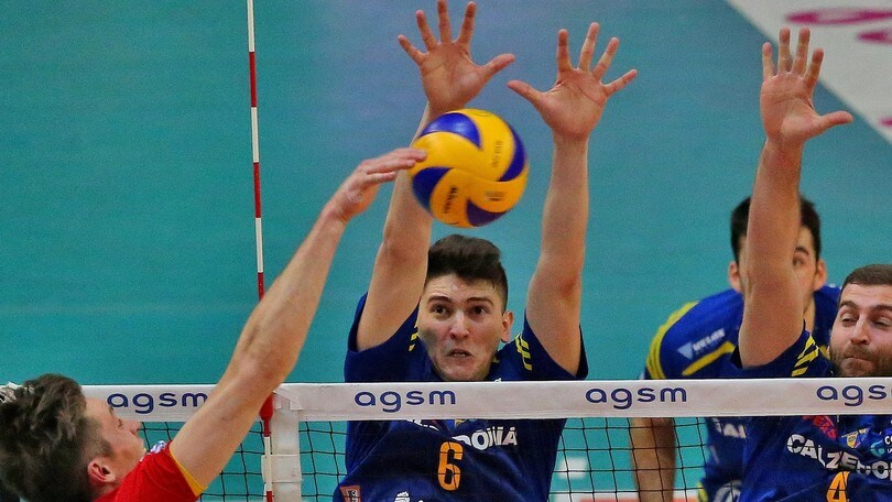 Volley Superlega: Verona ha tesserato Luca Spirito