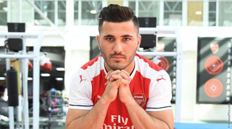 Arsenal, ufficiale l'arrivo di Kolasinac