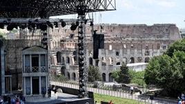 Divo Nerone, inaugurata l'opera rock sul Colle Palatino