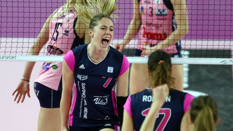 Volley: A1 Femminile, Sara Loda è una giocatrice di Monza
