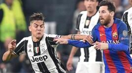 Champions League, nella top 11 di France Football c'è Dybala. Messi fuori