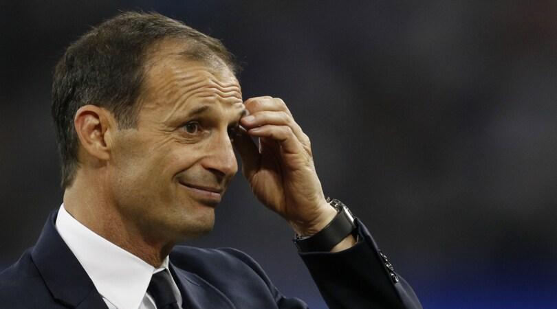 Juventus, Allegri nei guai per una multa: insulti ai vigili e rischio oltraggio