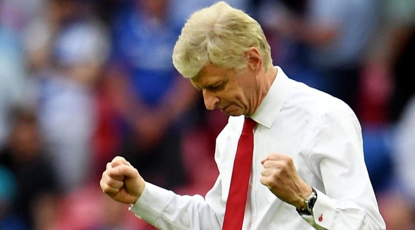 Ufficiale Arsenal, Wenger rinnova fino al 2019