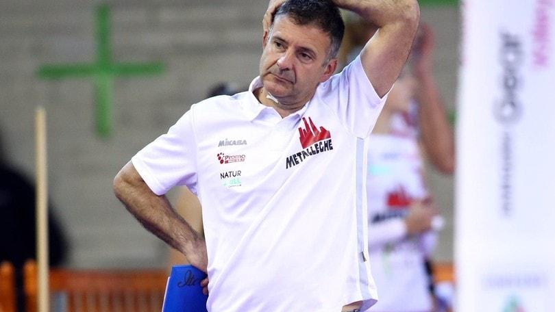 Volley: A2 Femminile, Soverato per la panchina sceglie Barbieri