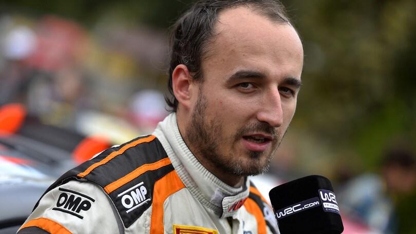F1, Kubica: «Presto per parlare del futuro»