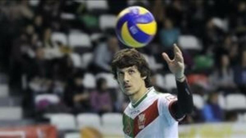 Volley: A2 Maschile, Bergamo ingaggia Ludovico Dolfo