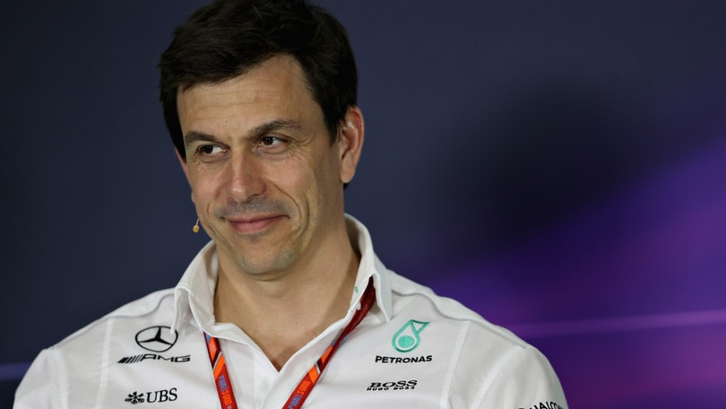 F1 - Toto Wolff: