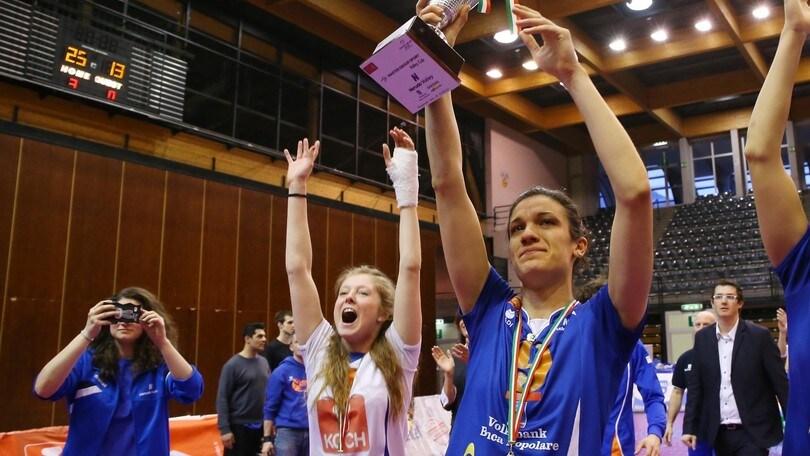 Volley: A1 Femminile, Valeria Papa si accasa a Scandicci