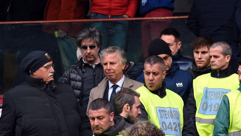 Cessione Genoa, slittato a lunedì vertice Cellino-Zarbano