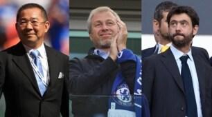 Forbes: la top 9 dei miliardari del calcio