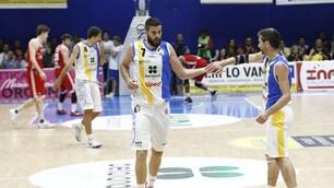 Basket Serie A, la Fiat Torino ingaggia Antonio Iannuzzi