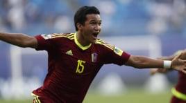 Mondiale Under 20, il Venezuela è in finale