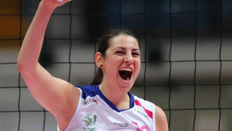 Volley: A2 Femminile, Dekany rinforzo di lusso per Trento
