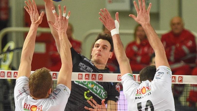 Volley: A2 Maschile, Stefano Giannotti è il nuovo opposto di Spoleto